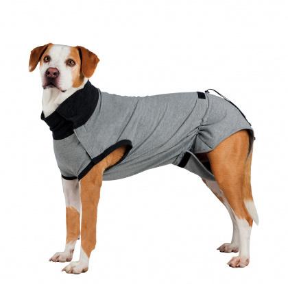 TRIXIE Płaszcz medyczny - ubranko ochronne dla psa