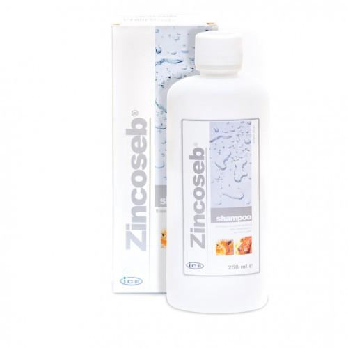 GEULINCX Zincoseb Shampoo - Szampon przeciwłupieżowy z glukonianem cynku
