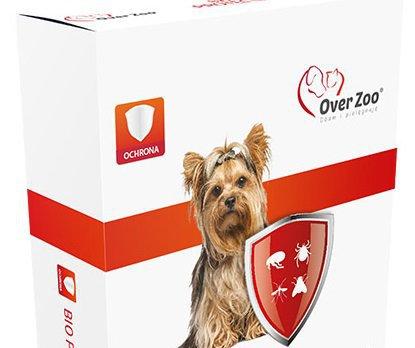 OVER ZOO Bio Protecto Spot On 4 x 1ml dla małych psów