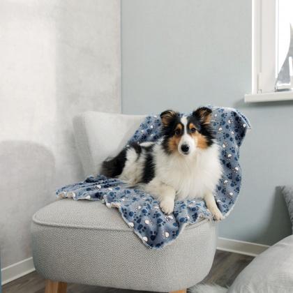 TRIXIE Pluszowy koc Tammy dla psa lub kota