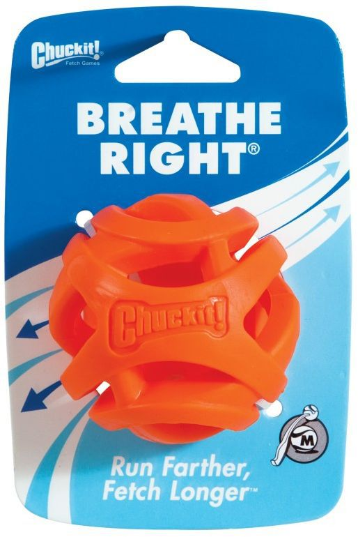 CHUCKIT! Breathe Right M, L, XL - ażurowa piłka dla psa