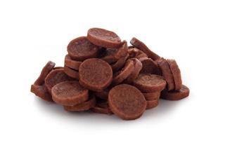 SMACZAKI Chipsy wołowe 500G - przysmak dla psa
