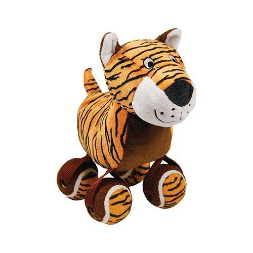 KONG TenniShoes Tygrys pluszowa zabawka dla psa rozmiar S
