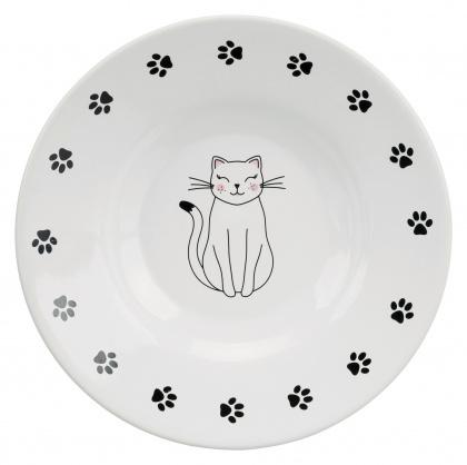 TRIXIE Miska dla kotów ras krótkopyskich