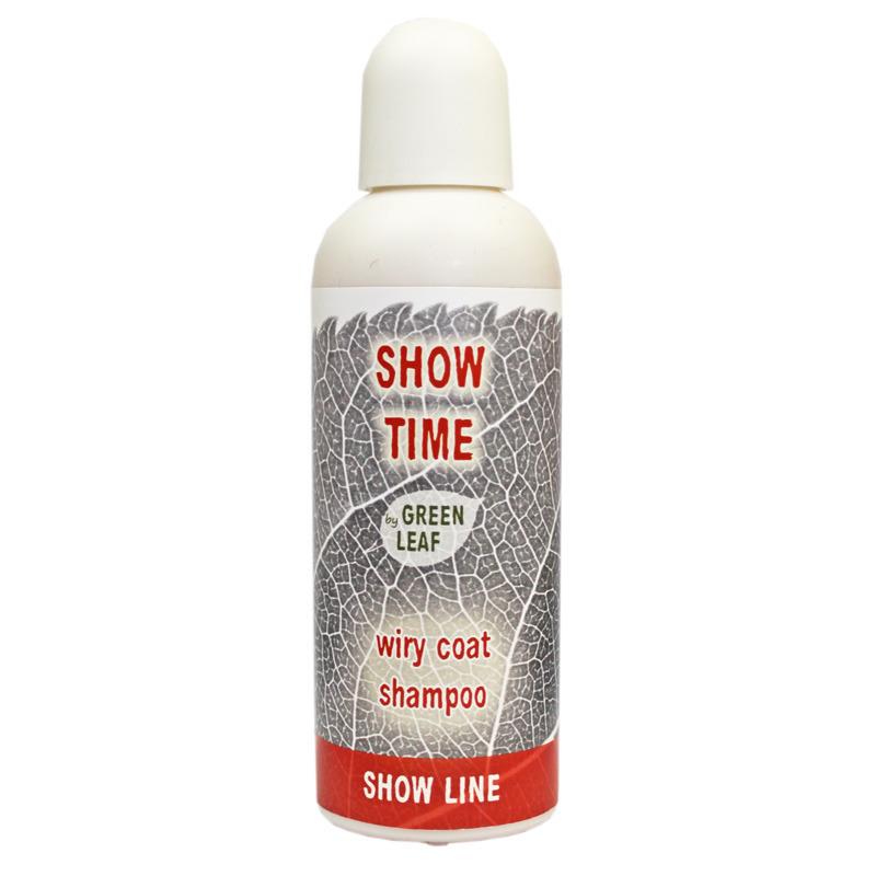 GREEN LEAF Wiry Coat - szampon dla psów szorstkowłosych