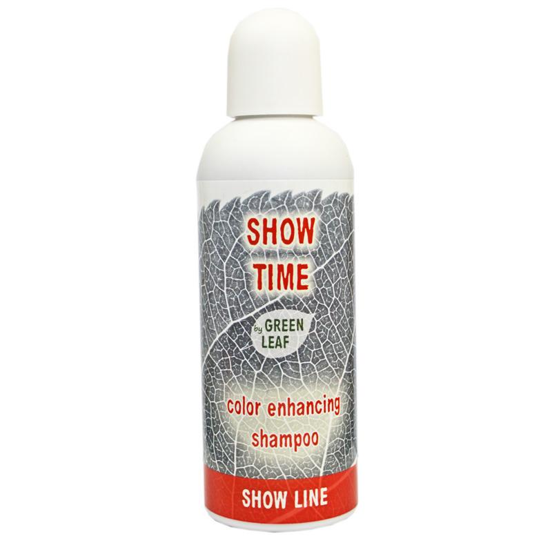 GREEN LEAF Color Enhancing - szampon uwydatniający kolory