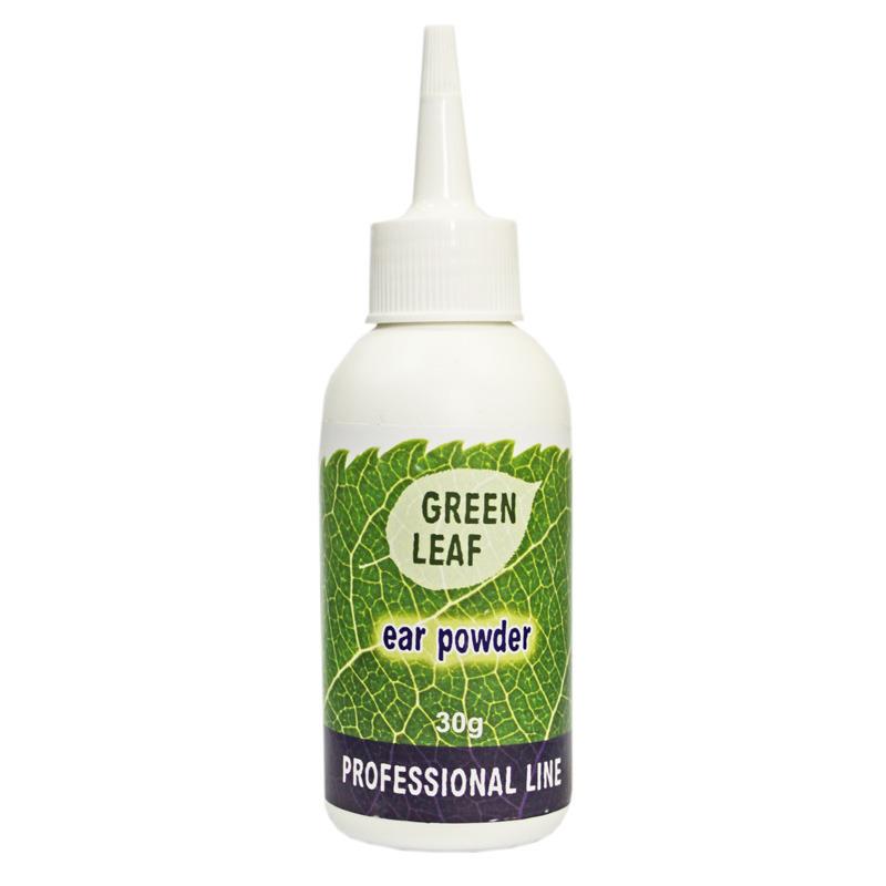 GREEN LEAF Ear Powder - puder do uszu 30 g