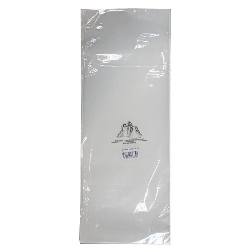 Lainee - japoński papier ryżowy, biały, duży, 100 szt.