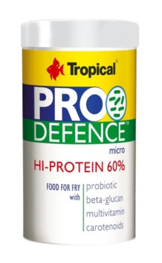 TROPICAL Pro Defence Micro Powder pokarm dla ryb, 100m