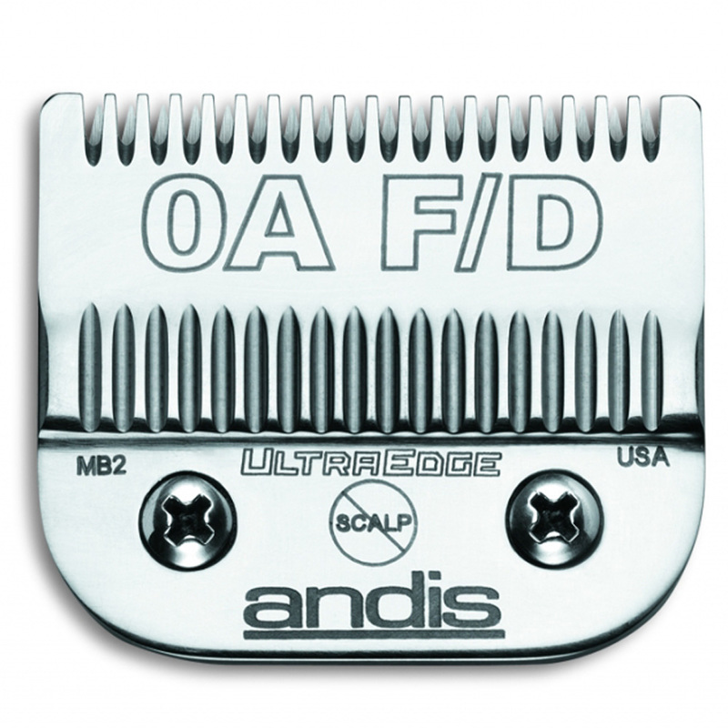"Andis - nóż UltraEdge stalowy ""snap-on"" 0A F/D - 0,2 mm"
