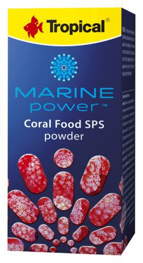 TROPICAL Marine Power Coral Food SPS Powder 100ml