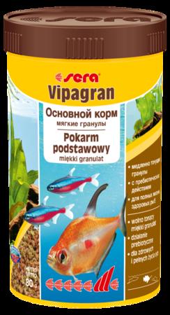 SERA Vipagran - Pokarm podstawowy w postaci wolno tonącego granulatu