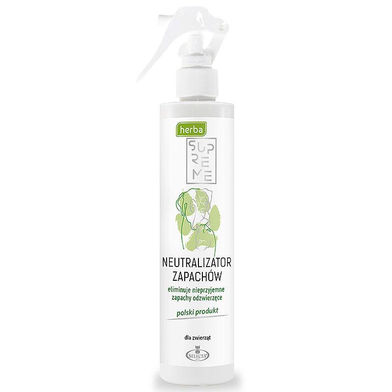 SELECTA SUPREME - neutralizator niepożądanych zapachów 200 ml