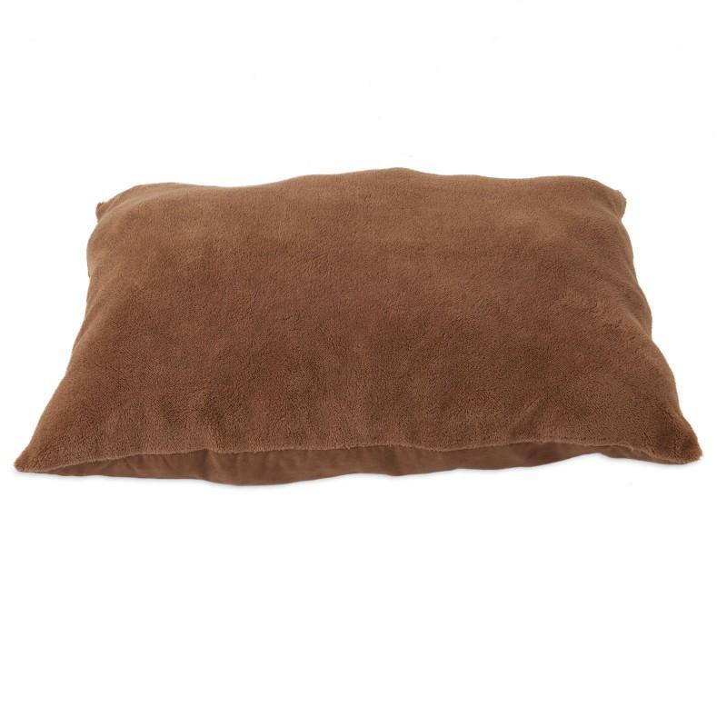 PETMATE Poducha - Miękkie legowisko dla psa, kolor brązowy