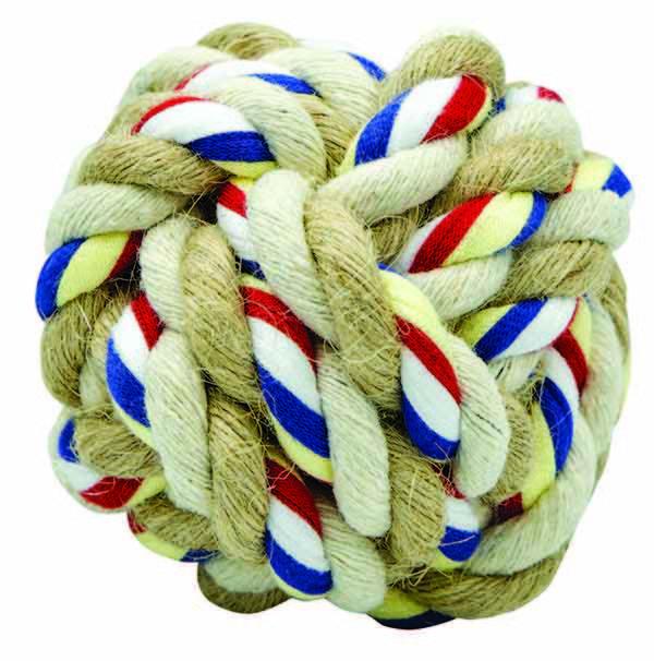 BARRY KING Piłka sznurowa z jutą 5,5 cm