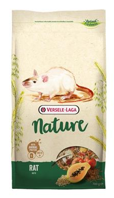 VERSELE LAGA Rat Nature - pokarm dla szczurków