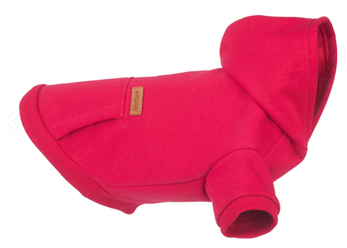 AMI PLAY Texas - Bluza z kapturem, kolor czerwony