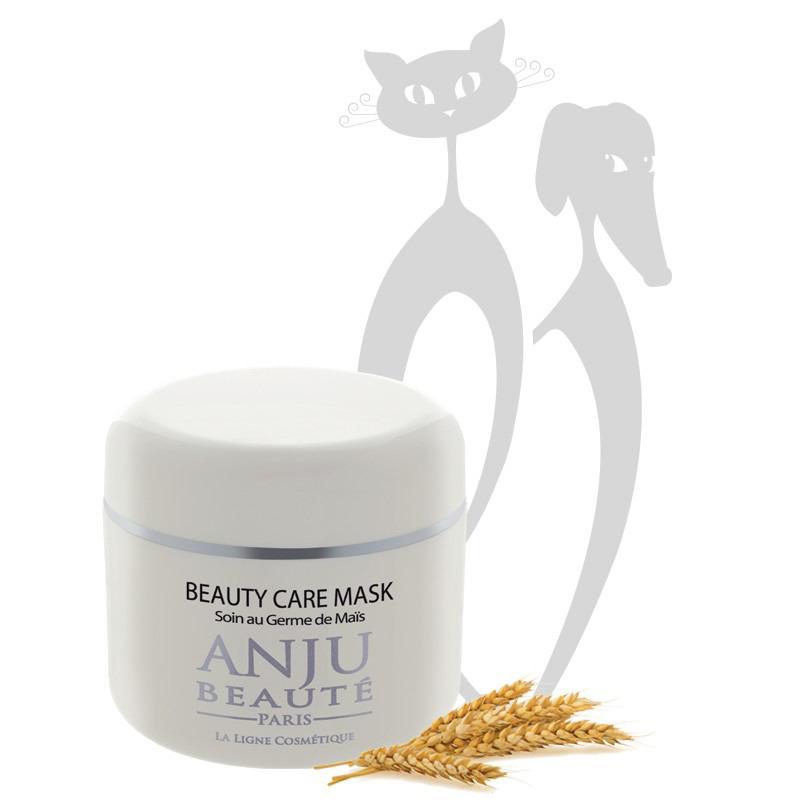 ANJU BEAUTE Care Mask - odżywcza maska pielęgnacyjna, dla psów i kotów, 250 ml