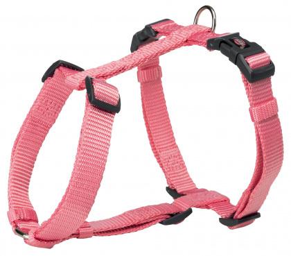 TRIXIE Premium - szelki dla psa, kolor flamingo