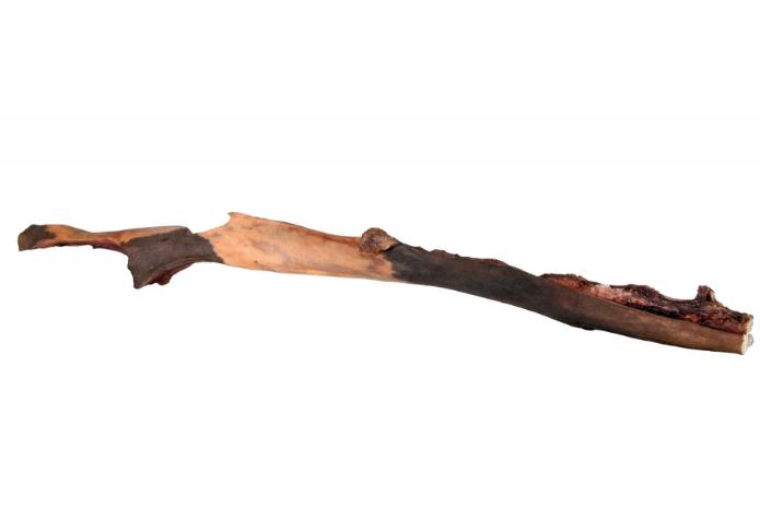 TRIXIE Paluszek z niewyprawionej skóry wołowej, około 75 cm