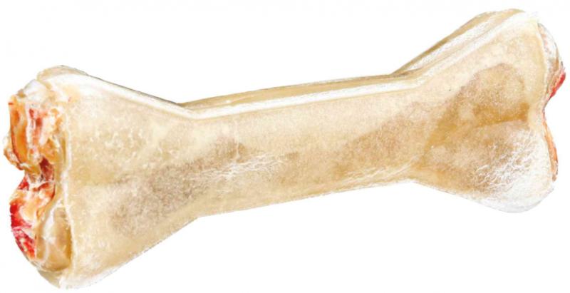 TRIXIE Kość prasowana nadziewana salami 2 szt.