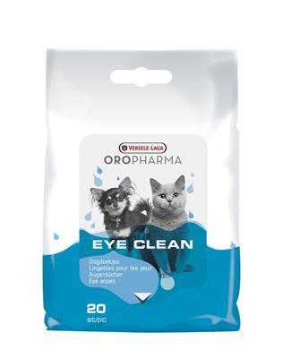 OROPHARMA Eye Clean chusteczki do czyszczenia oczu 20szt