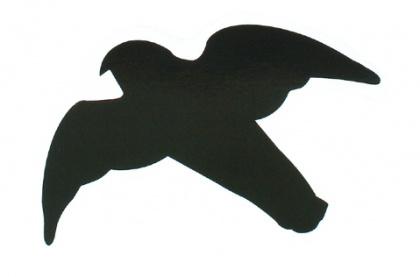 TRIXIE Naklejki ptaków drapieżnych, 3 sztuki