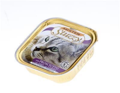 STUZZY Szynka mokra karma dla kota, tacka 100g
