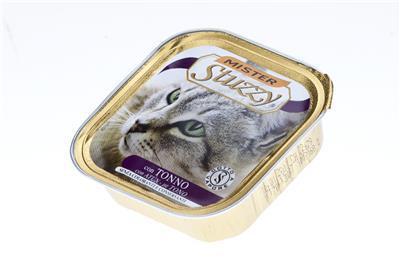 STUZZY Tuńczyk mokra karma dla kota, tacka 100g