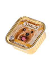 STUZZY Łosoś mokra karma dla psa, tacka 150g