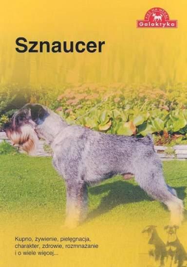 Sznaucer- Galaktyka , seria pies na medal
