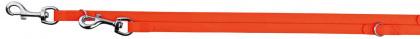 TRIXIE Smycz regulowana Easy Life S-XL - neonowo pomarańczowa