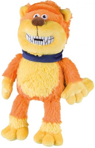 TRIXIE Pluszowy Kot Pidsley - zabawka dla psa, 30 cm