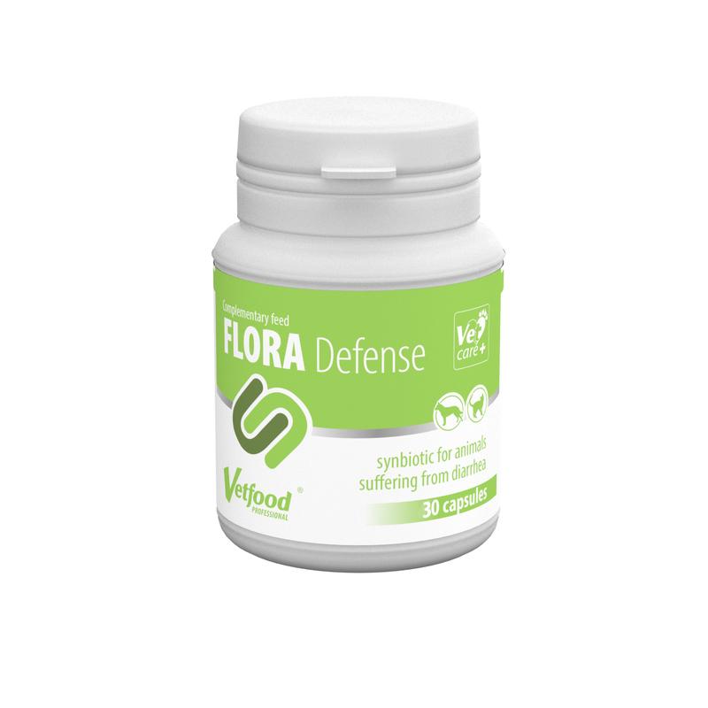 VETFOOD Flora Defense - synbiotyk dla zwierząt