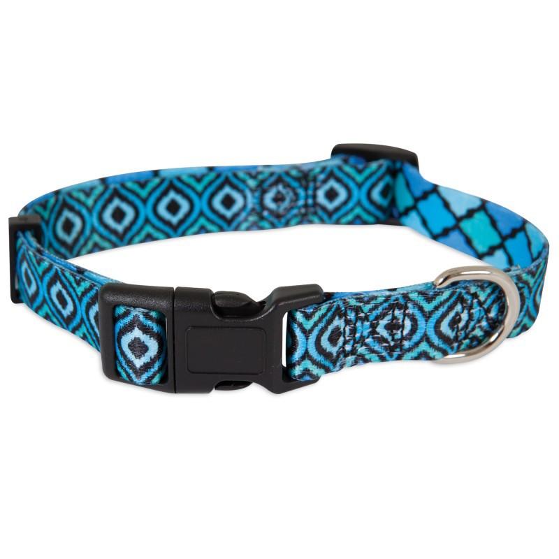 PETMATE Obroża Mix&Match dla psa, kolor niebieski