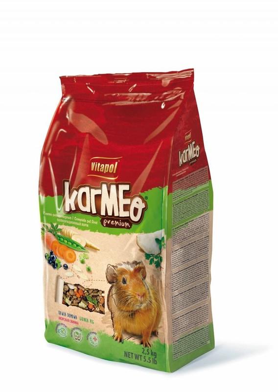 VITAPOL Karmeo Premium karma dla kawii 2,5 kg