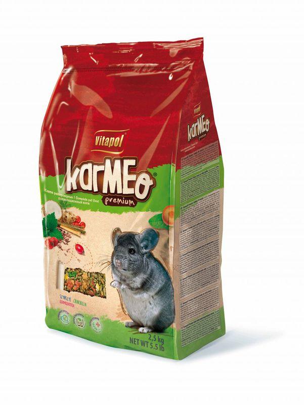 VITAPOL Karmeo Premium karma dla szynszyli 2,5 kg