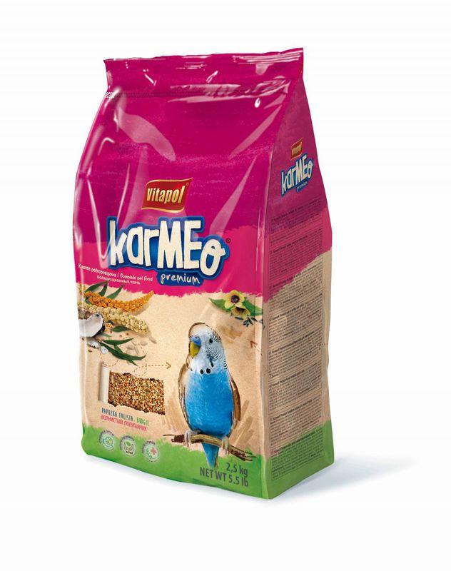 VITAPOL Karmeo Premium karma dla papużki falistej 2,5 kg