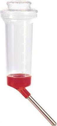 ZOLUX SOLO RodyLounge - Poidełko dla gryzoni, kolor czerwony