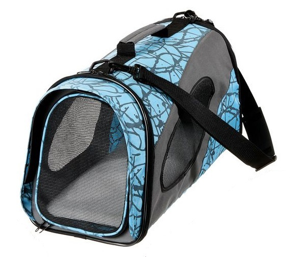 Karlie Smart Carry Bag Transporter niebieski