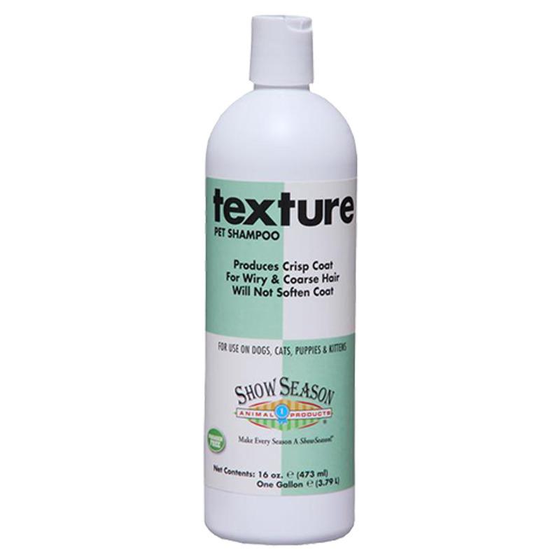 SHOW SEASON Texture - szampon dla psów szorstkowłosych