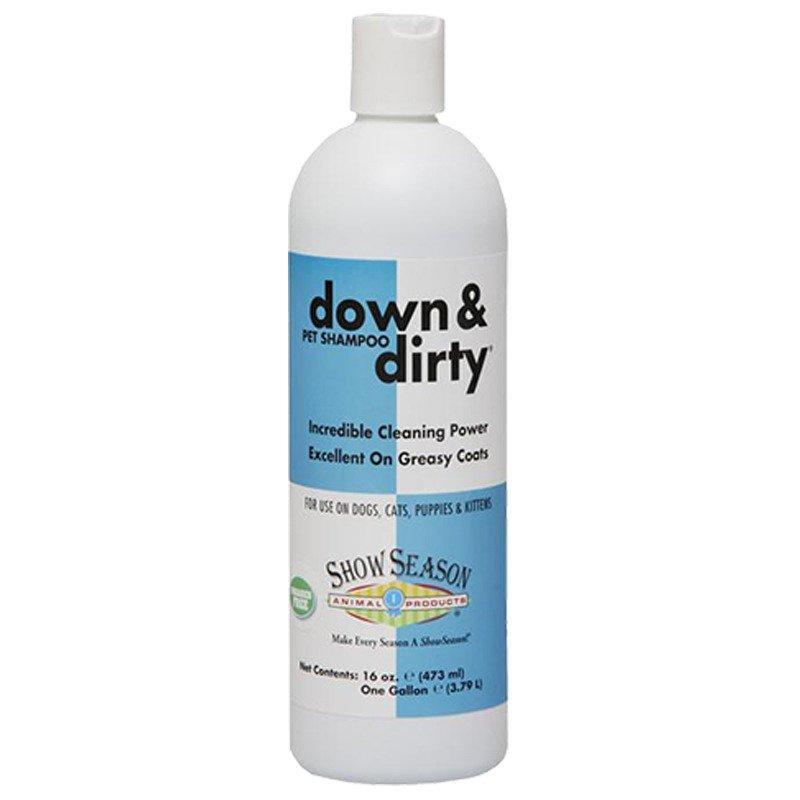 SHOW SEASON Down & Dirty Shampoo - szampon głęboko oczyszczający