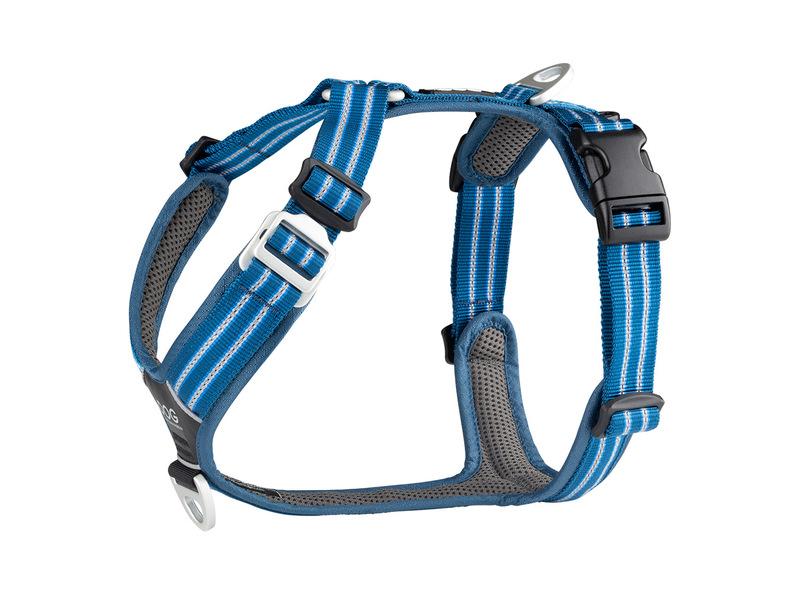 DOG COPENHAGEN Comfort Walk Air - szelki dla psa w kolorze niebieskim