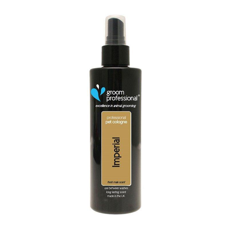 Groom Professional Imperial Cologne - woda zapachowa o świeżym, męskim zapachu cytrusów