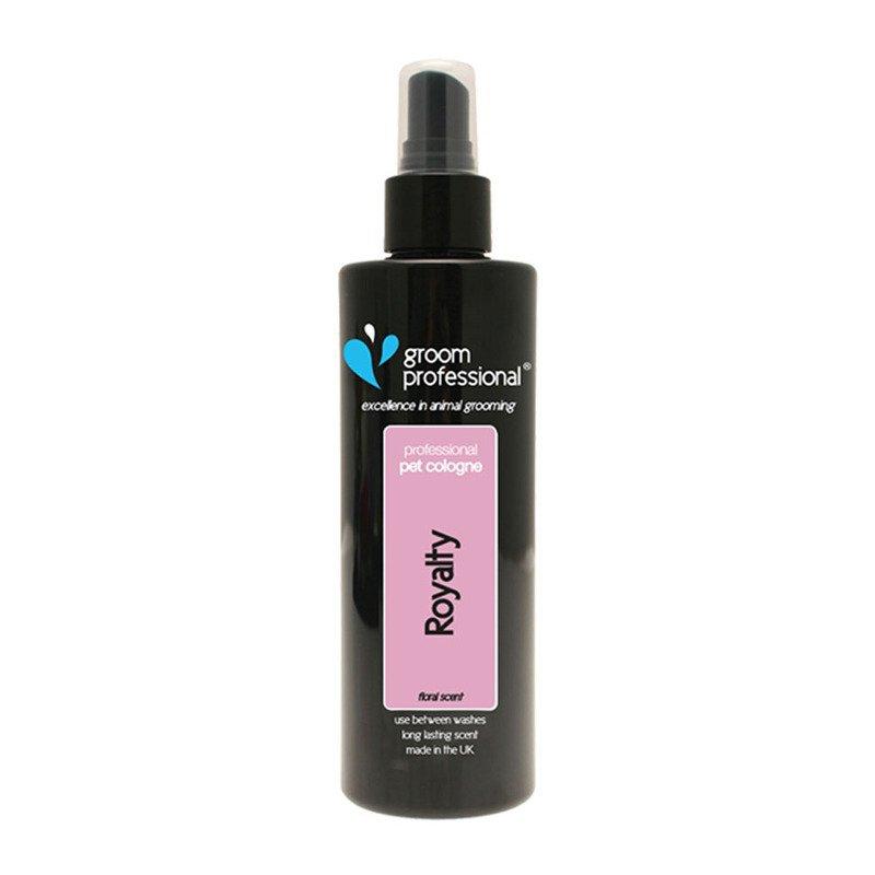 Groom Professional Royalty - woda zapachowa o świeżym kwiatowym zapachu z nutą jaśminu i lotosu