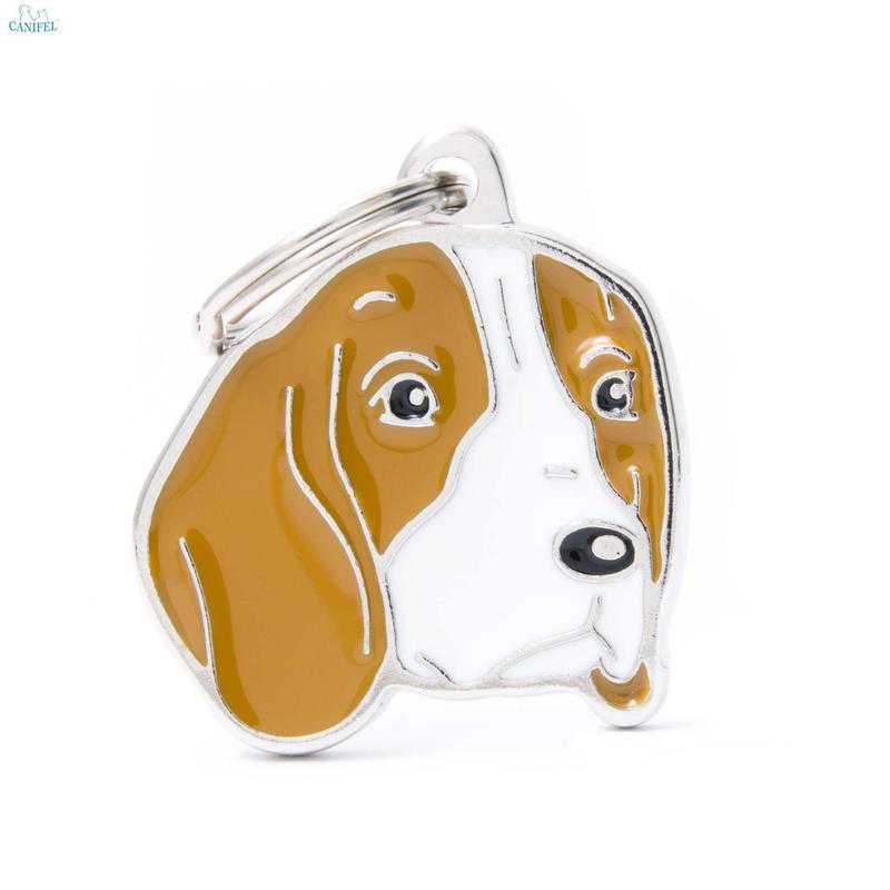 MY FAMILY Friends Beagle - adresówka dla psa