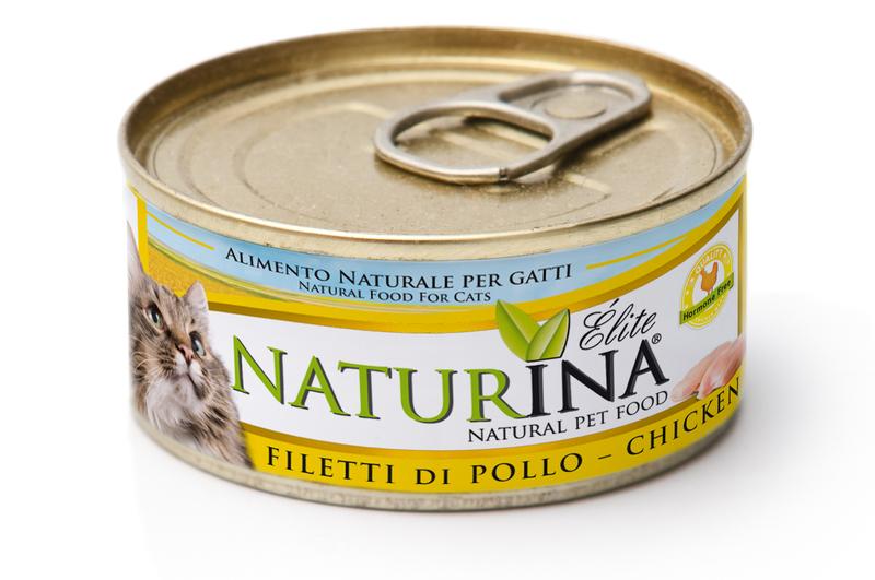 NATURINA Cat 70g Filet z kurczaka