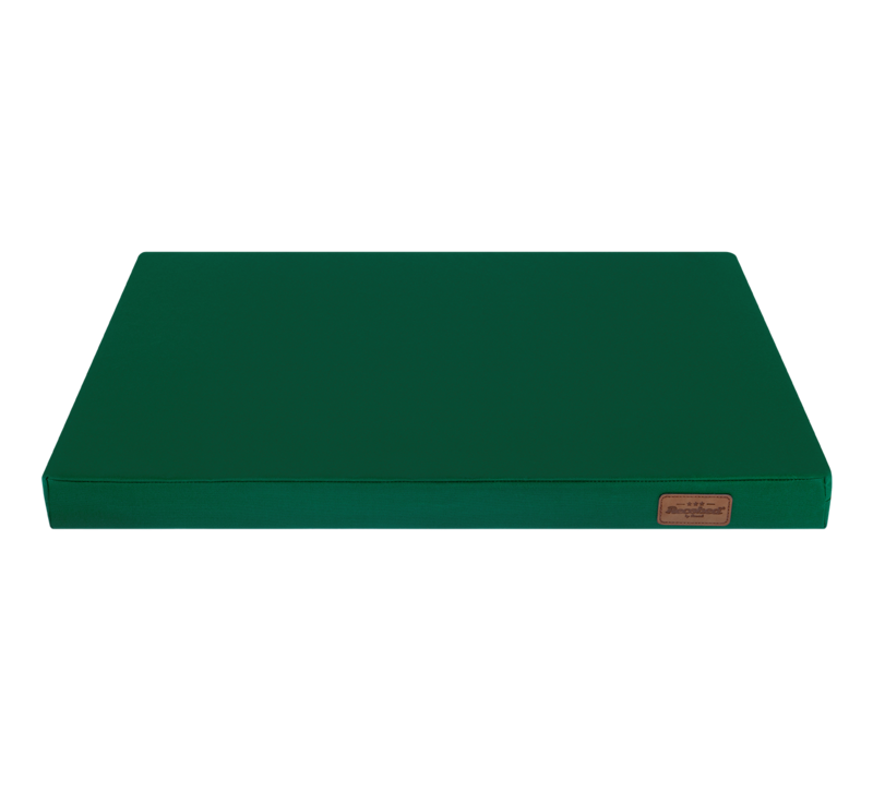 RECOBED Mata Baltic o wysokości 5 cm, kolor zielony