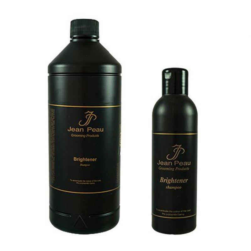 JEAN PEAU Brightener Shampoo - szampon podkreślający każdy kolor szaty, koncentrat 1:4