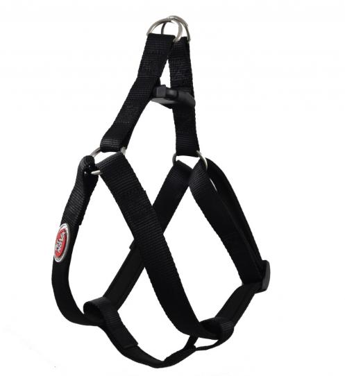 PET NOVA Neoprene Comfort - szelki dla psa, kolor czarny